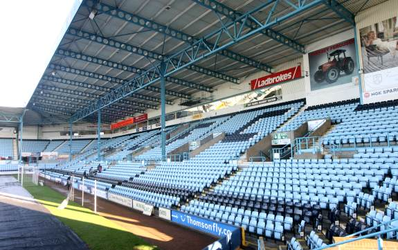 Highfield Road - West Stand