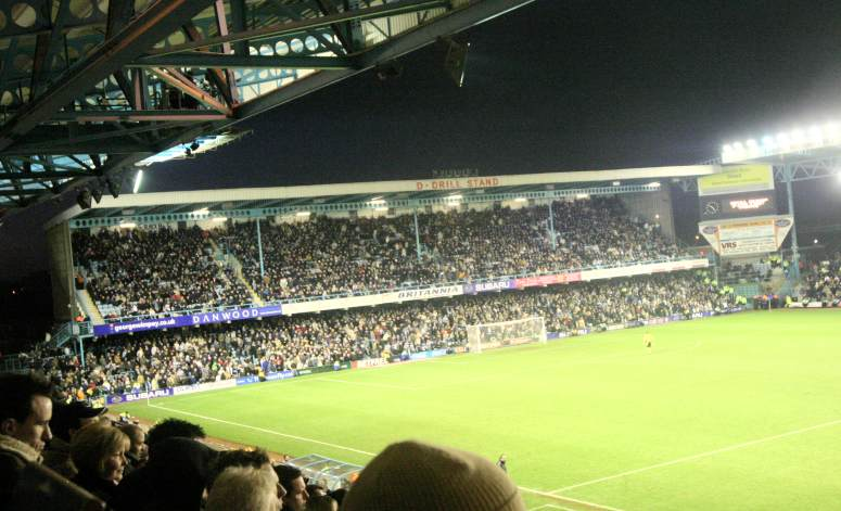 Highfield Road - East Stand