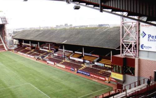 Tynecastle Park - Totale